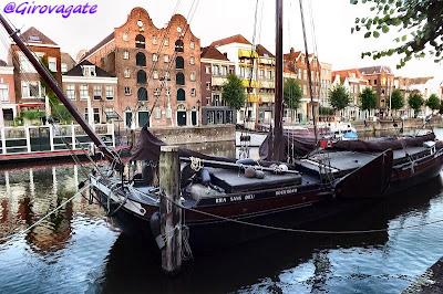 delfshaven quartiere storico rotterdam