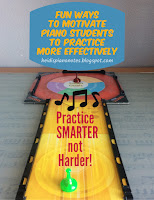 Piano Practice Smarter not Harder Effective Practice and Piano Motivation