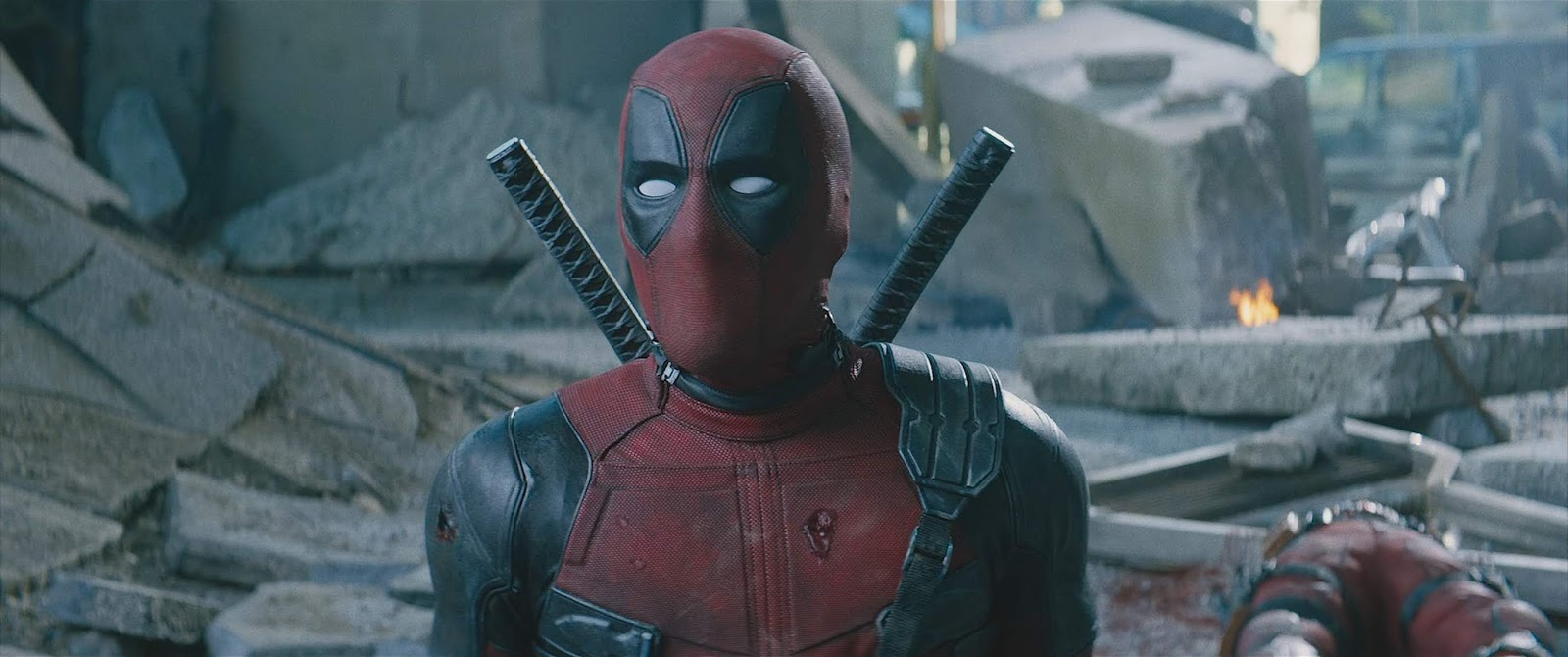 Deadpool 2 (2018) Extendida 4K UltraHD Latino Dual