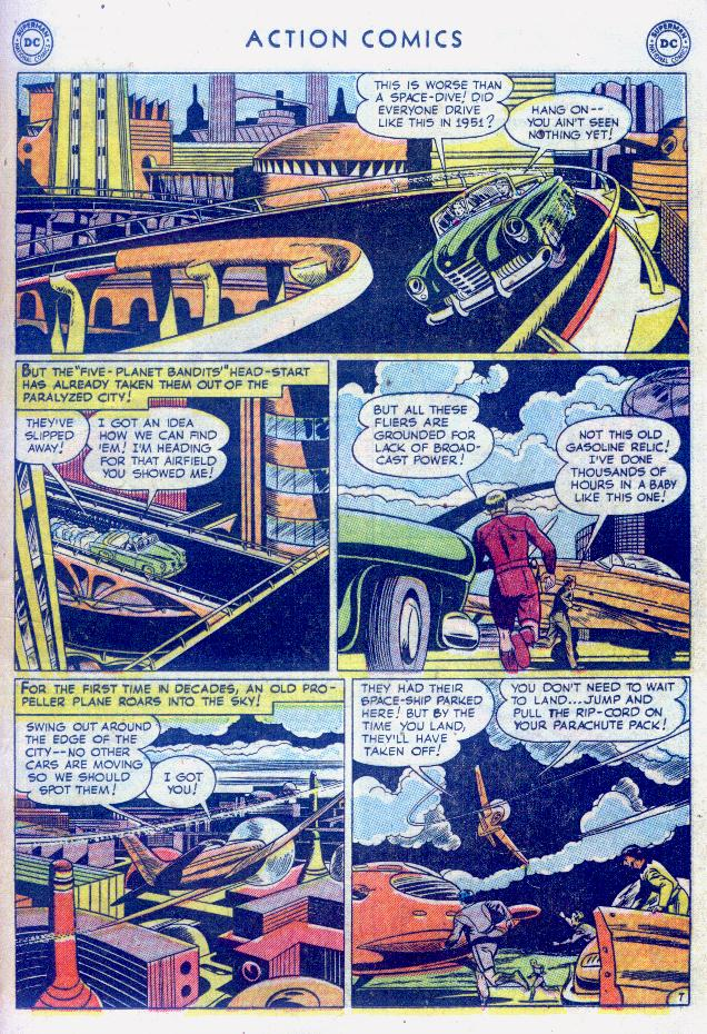 Read online Action Comics (1938) comic -  Issue #159 - 31