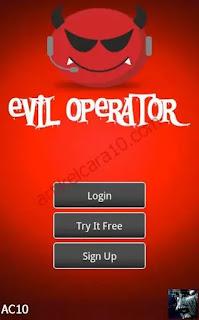 Aplikasi Hacker Android Evil Operator Apk
