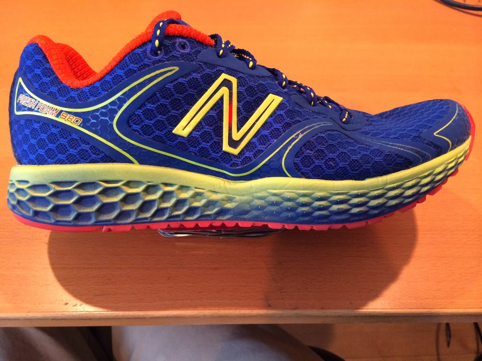 dabe871458b71 Road Trail Run: Review- New Balance 980 Fresh Foam: Supportive ...