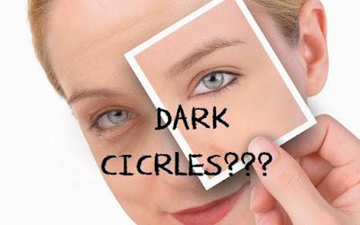 cara hilangkan lingkaran gelap bawah mata