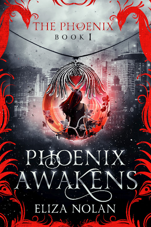Phoenix Awakens Has a New Cover!