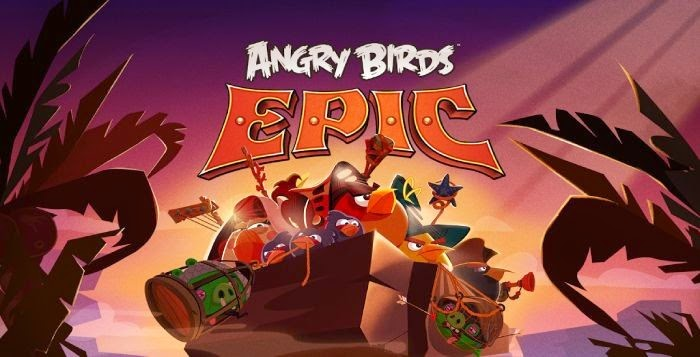 Download Angry Birds Epic v1.0.10 Mod Apk + Data Full Android