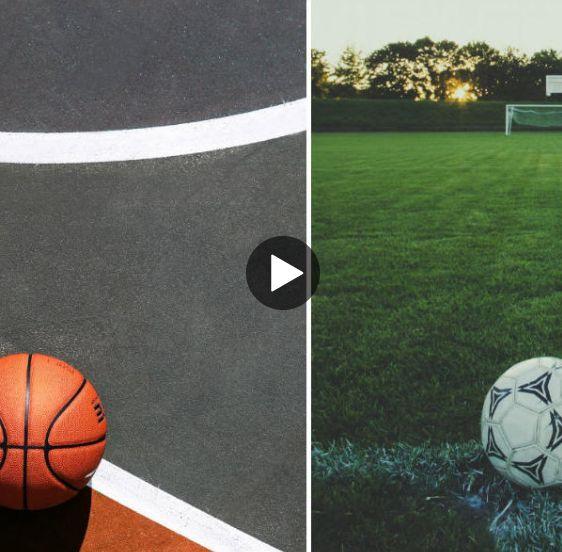 Fútbol y Básquetbol