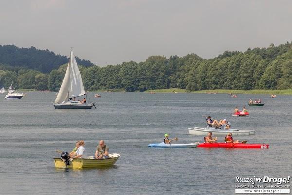 Warmiński Zodiak - Olsztyn Jezioro Ukiel