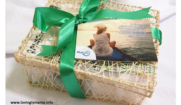 Philcare 360 wellness kit
