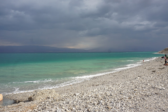 עין קדם ים המלח
