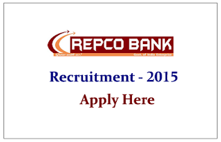 REPCO Bank Recruitment 2015 for Executive Directors Apply Here