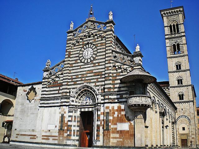 Prato Cathedral Prato, Tuscany Italy