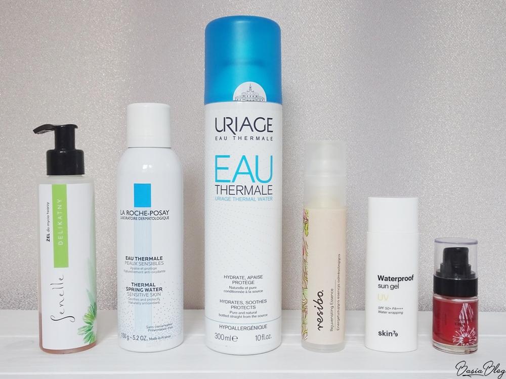 Aktualna pielęgnacja twarzy | luty 2019