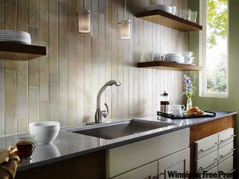 Model Dapur Minimalis Tanpa Kitchen Set