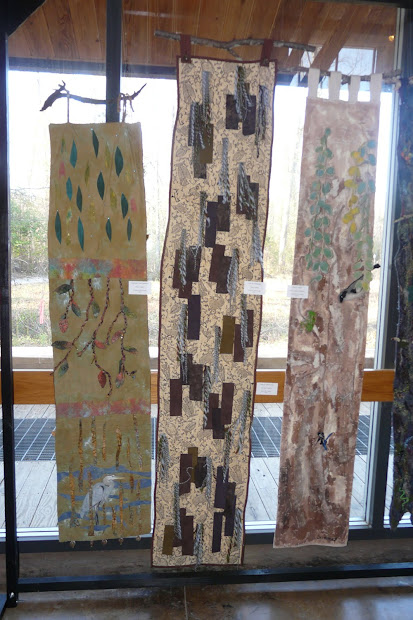 Contemporary Fiber Artist Quilts
