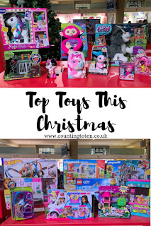 2018 DreamToys Christmas list