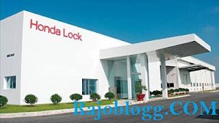Lowongan Kerja SMK Operator Produksi Via Online PT Honda Lock Indonesia