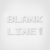 BlankLine