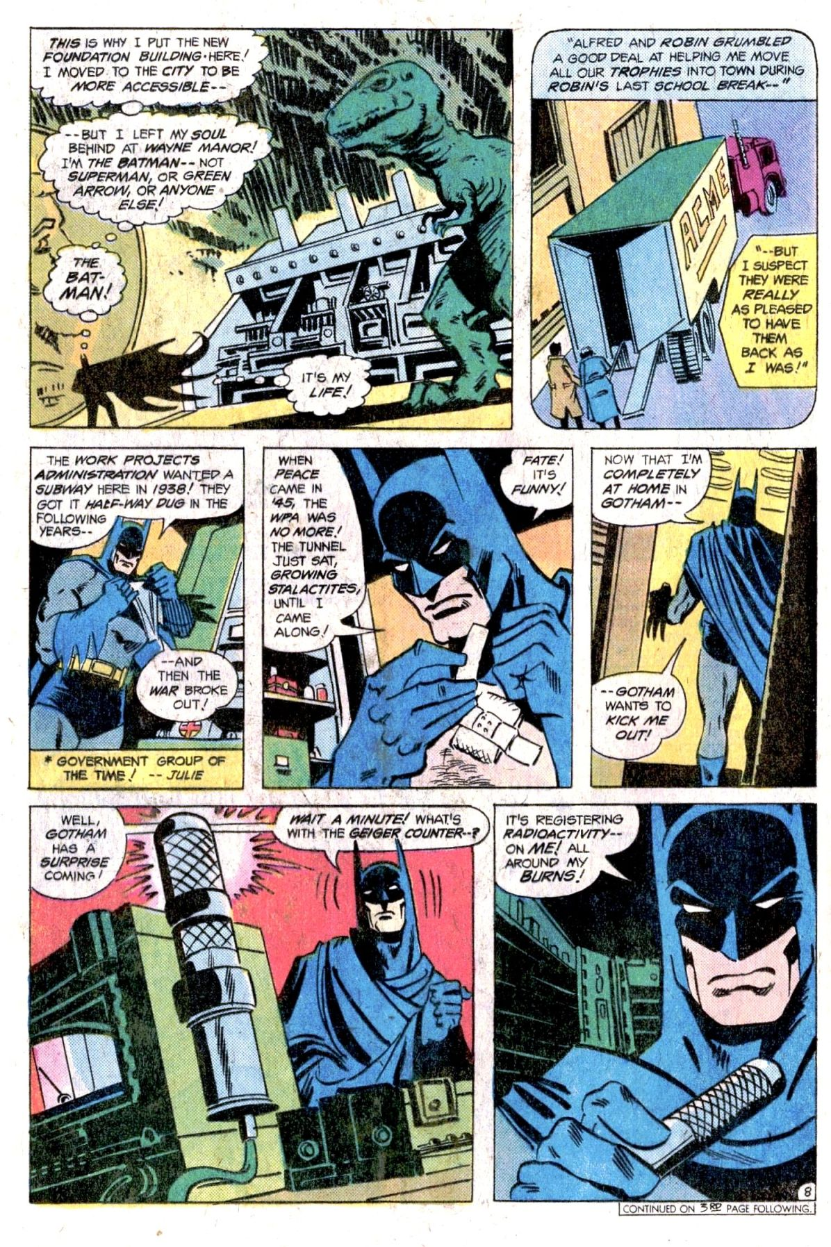 Detective Comics (1937) 470 Page 11