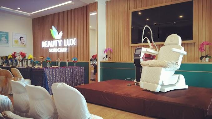 Grand Opening Beauty Lux Skin Care,  Klinik Perawatan Wajah yang Bikin Glowing dan Cling