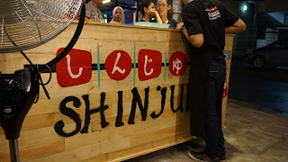 Shinjuku Japanese Street Food Pontianak