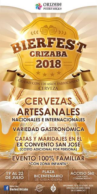 Bierfest Orizaba 2018