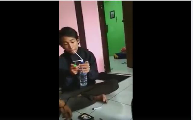 Video Remaja MICIN, Yang Menggunakan SABU, LIVE!