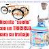 S.O.S. con un triciclo, podria vender mis productos por todos lados....