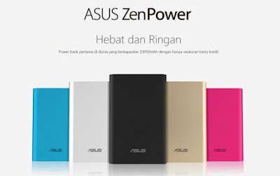 powerbank asus zenpower
