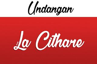 Download 40+ Font Latin Keren Untuk Desain Undangan Pernikahan, La Cithare