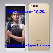 Harga Terbaru Huawei Honor 7X dan Spesifikasi Lengkapnya