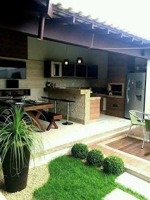Desain Dapur Minimalis Sederhana Unik 012