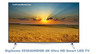 Digihome 55304UHDSM 4K Ultra HD Smart LED TV