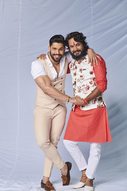Shivasish Mishra and Saurab Patel bigg boss 12