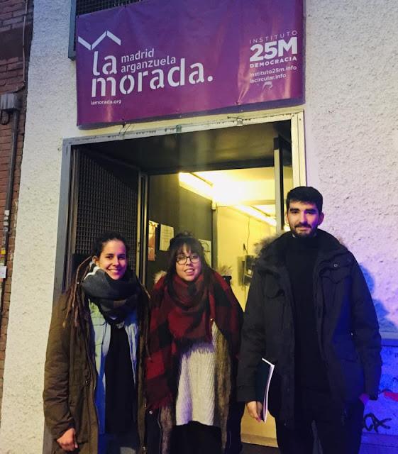 Ronda Política: Rebeldía (Podemos)