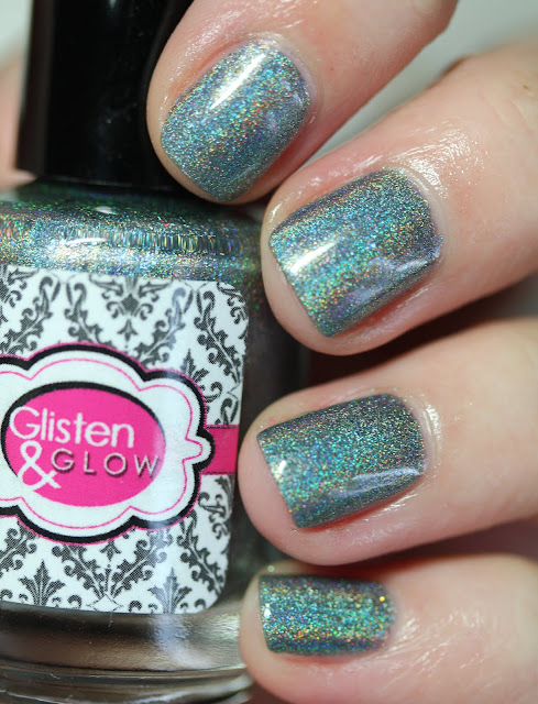 Glisten & Glow Eleanor Roosevelt The Holo Hookup March 2017