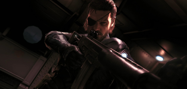 Kojima Hints at PC Version of Metal Gear Solid 5: The Phantom Pain