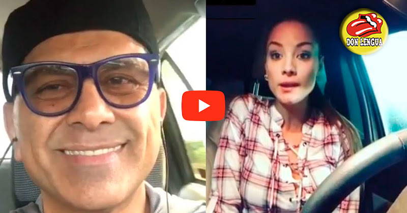 Franklin Virgüez y Carolina Tejera comentaron el video de Norkys Batista