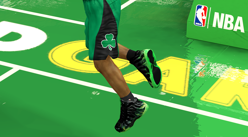 NBA 2K14 Shoe Mods