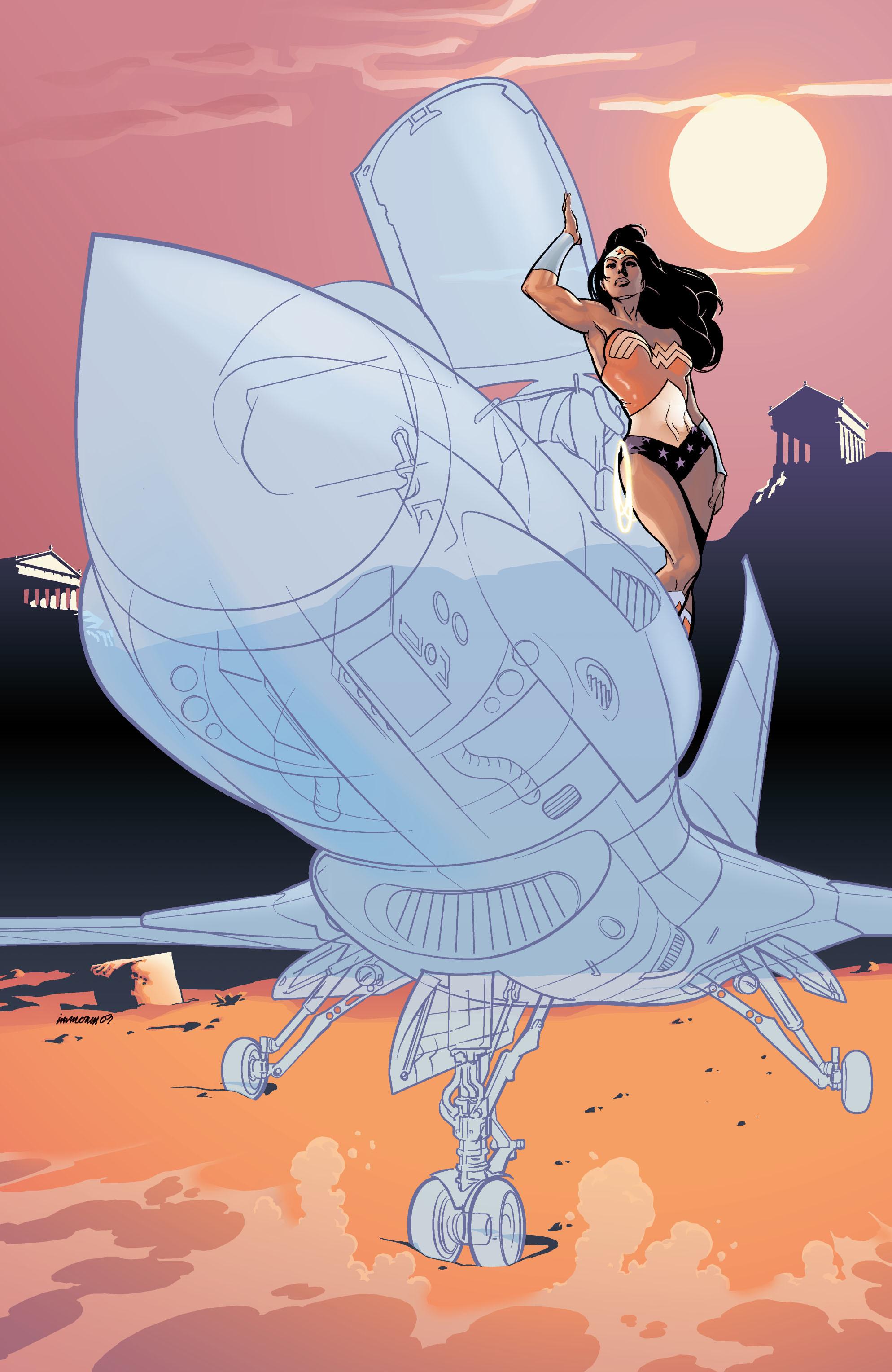 Read online Wonder Woman (1987) comic -  Issue #200 - 28
