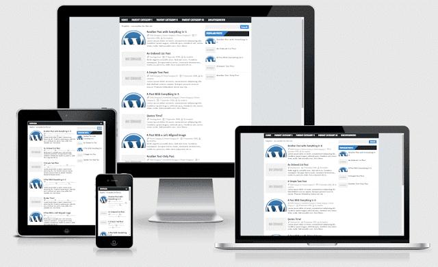 Free Download Simplisia Minimalis Fast Loading High CTR Adsense SEO Wordpress Theme
