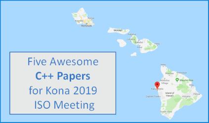 Kona 2019 ISO C++ Meeting