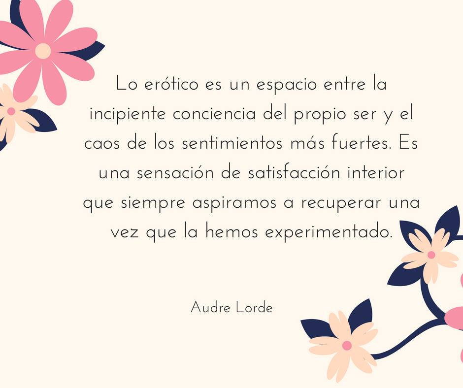 The eroticas power audre lorde
