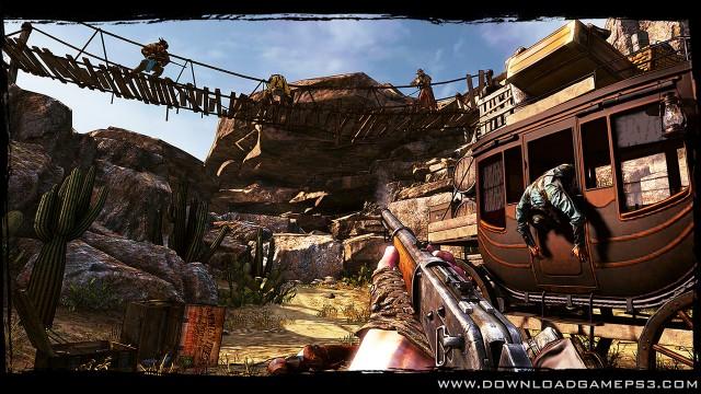 Call of Juarez Gunslinger PSN - Download game PS3 PS4 RPCS3