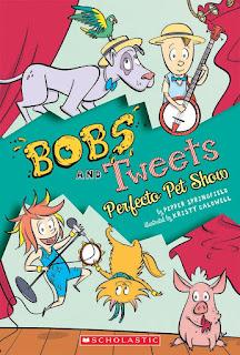 Bobs and Tweets: Perfecto Pet Show