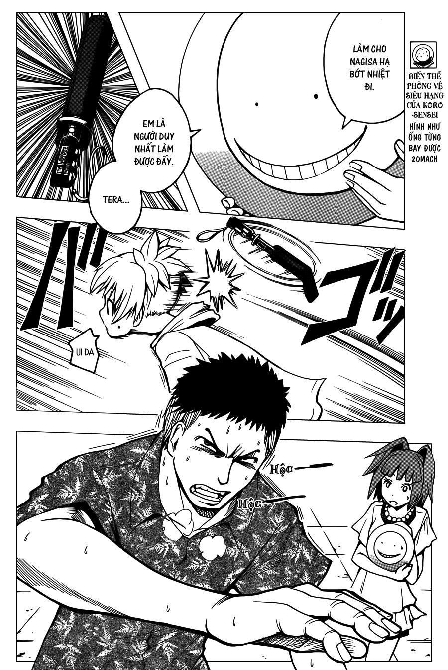 Ansatsu Kyoushitsu chap 71 trang 3