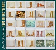 Maika Makovski - Thank you for the boots