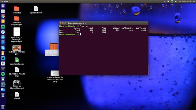 Ubuntu consumo de RAM