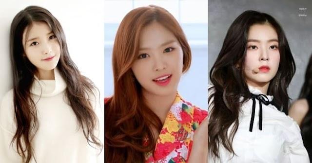 IU encabeza el ranking de valor de marca para las estrellas CF femeninas en agosto + Na-Eun e Irene le siguen