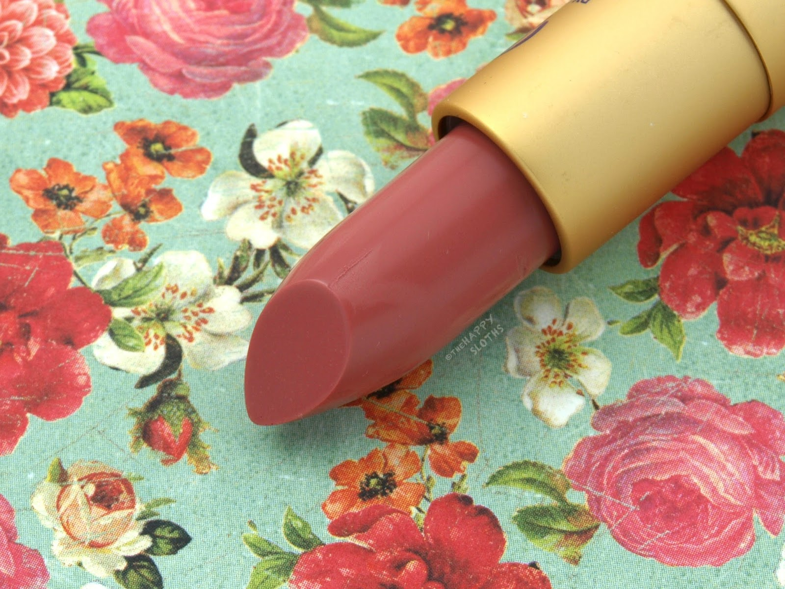"Lipstick Queen Saint Lipstick in ""Pinky Nude"": Review and Swatches"