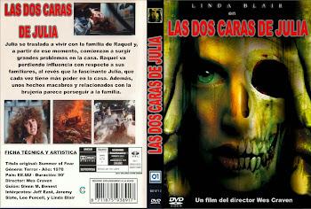 Carátula dvd: Las dos caras de Julia (1978) (Sumer of Fear)